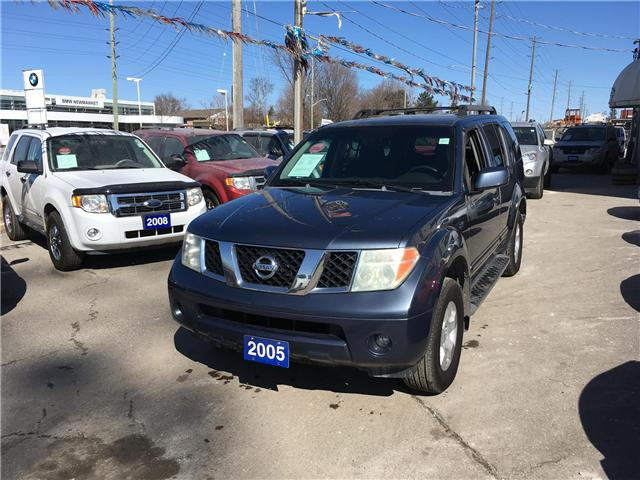 2005 Nissan Pathfinder LE 4WD (Stk: IP3052) in Newmarket - Image 1 of 21