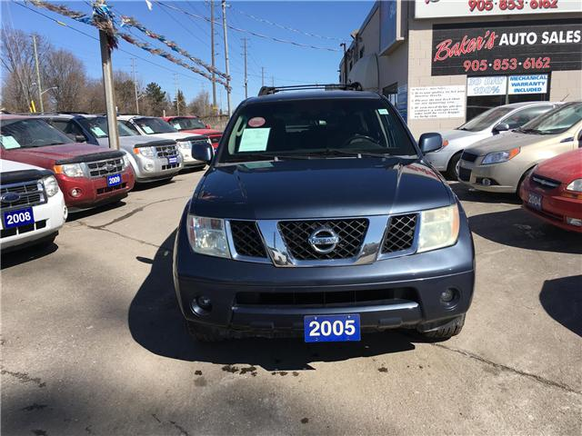 2005 Nissan Pathfinder LE 4WD (Stk: IP3052) in Newmarket - Image 2 of 21