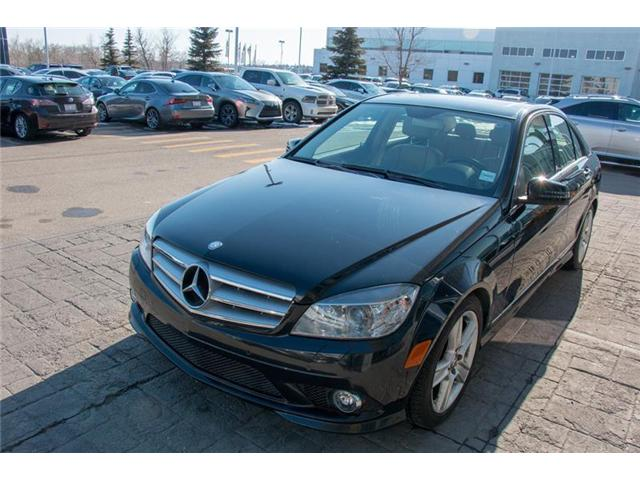 2010 Mercedes-Benz C-Class Base (Stk: 180258A) in Calgary - Image 2 of 13