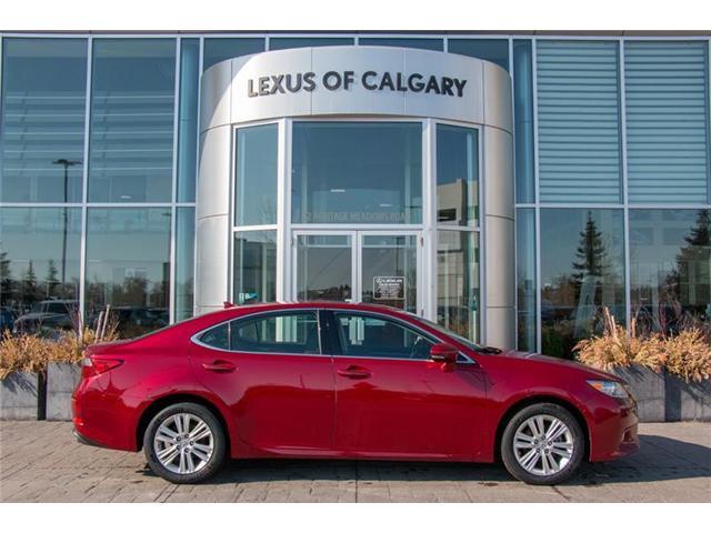 2013 Lexus ES 350 Base (Stk: 3712B) in Calgary - Image 1 of 14