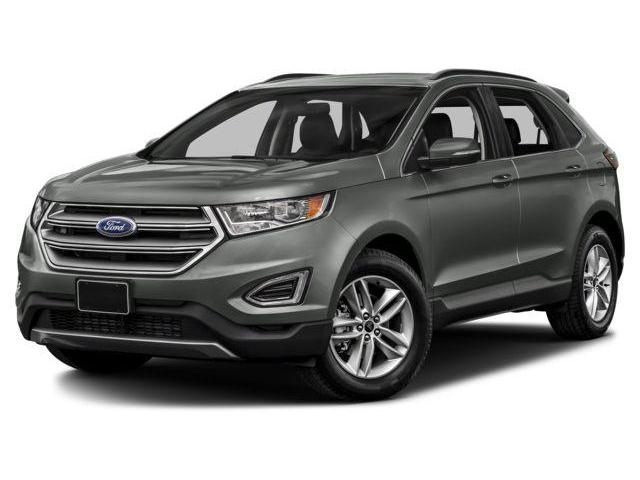 2018 Ford Edge SEL (Stk: J-601) in Calgary - Image 1 of 10
