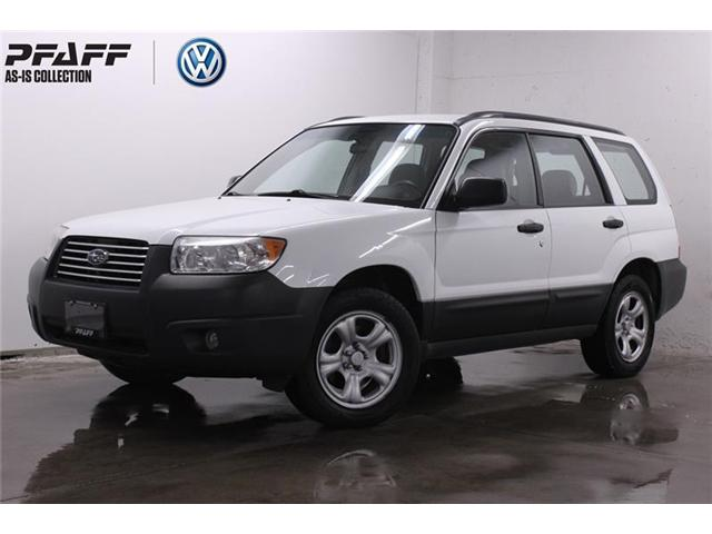 2007 Subaru Forester XS (Stk: V2556A) in Newmarket - Image 1 of 16