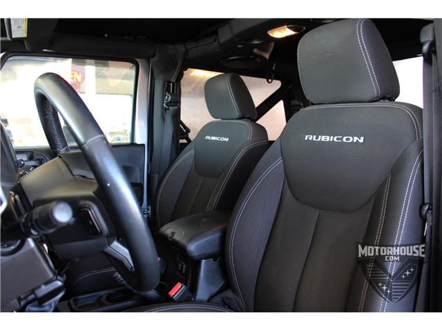 2014 Jeep Wrangler Rubicon (Stk: 1646) in Carleton Place - Image 11 of 21