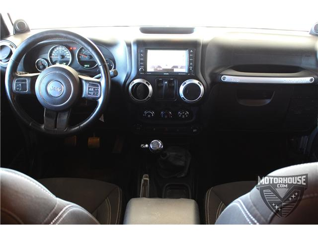 2014 Jeep Wrangler Rubicon (Stk: 1646) in Carleton Place - Image 14 of 21