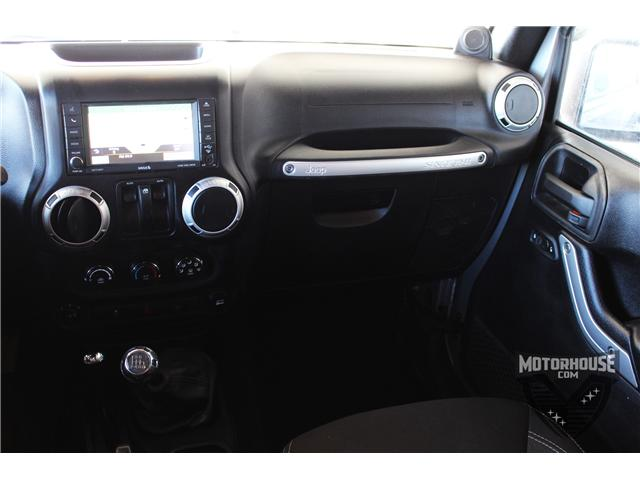 2014 Jeep Wrangler Rubicon (Stk: 1646) in Carleton Place - Image 16 of 21