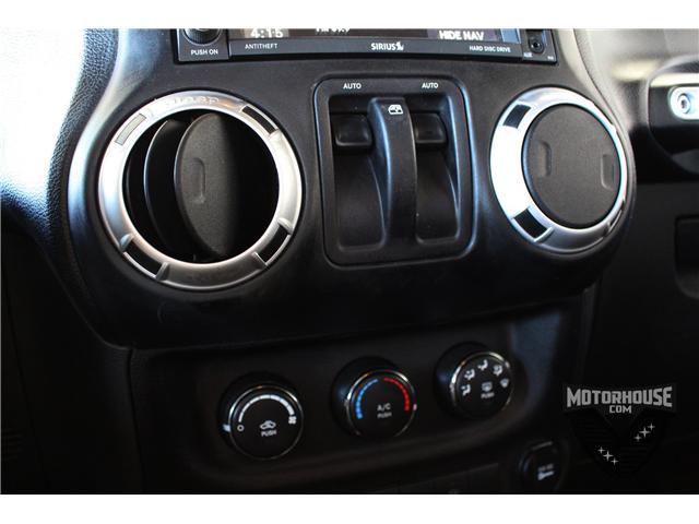 2014 Jeep Wrangler Rubicon (Stk: 1646) in Carleton Place - Image 20 of 21