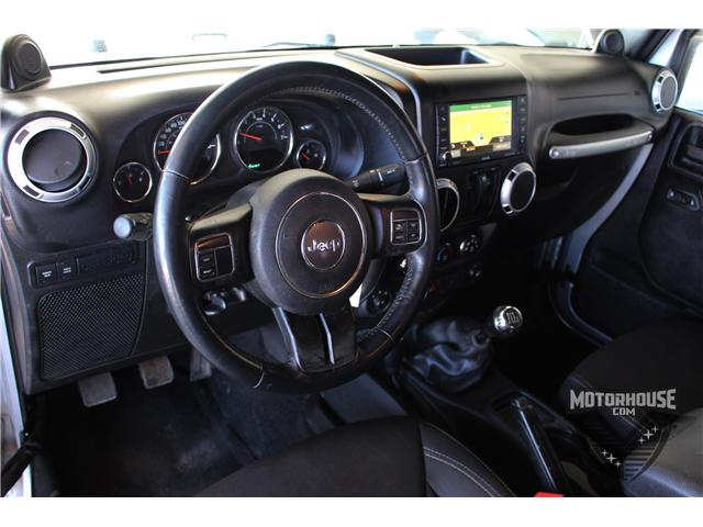 2014 Jeep Wrangler Rubicon (Stk: 1646) in Carleton Place - Image 13 of 21