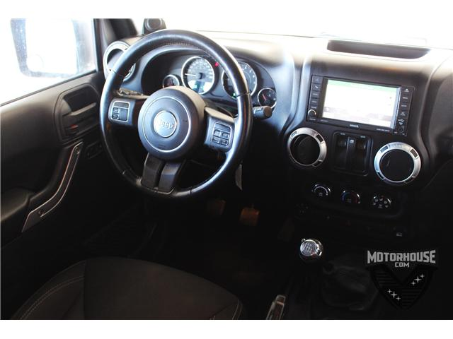 2014 Jeep Wrangler Rubicon (Stk: 1646) in Carleton Place - Image 15 of 21