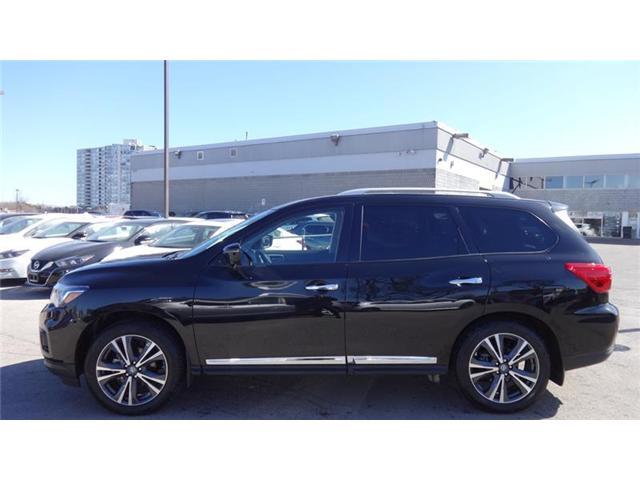 2018 Nissan Pathfinder Platinum (Stk: U12032) in Scarborough - Image 2 of 22
