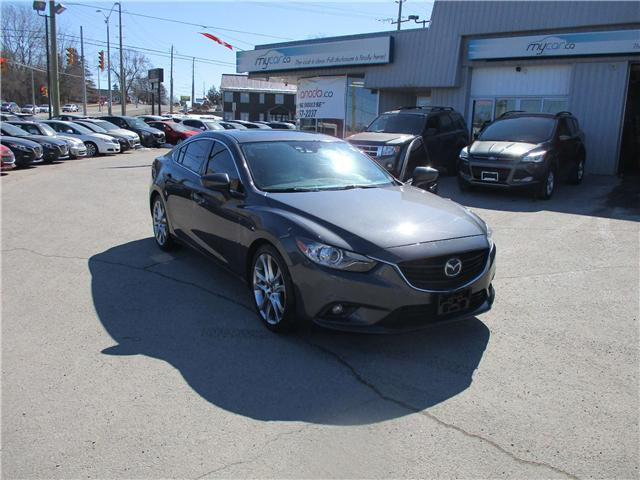 2014 Mazda MAZDA6 GT (Stk: 180310) in Kingston - Image 1 of 15