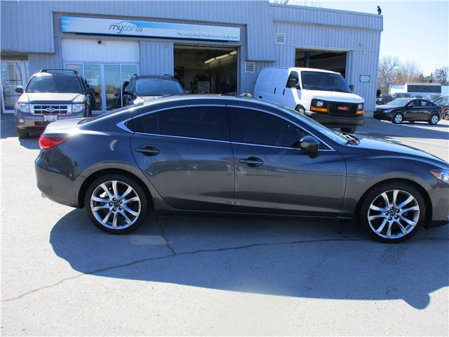 2014 Mazda MAZDA6 GT (Stk: 180310) in Richmond - Image 2 of 15