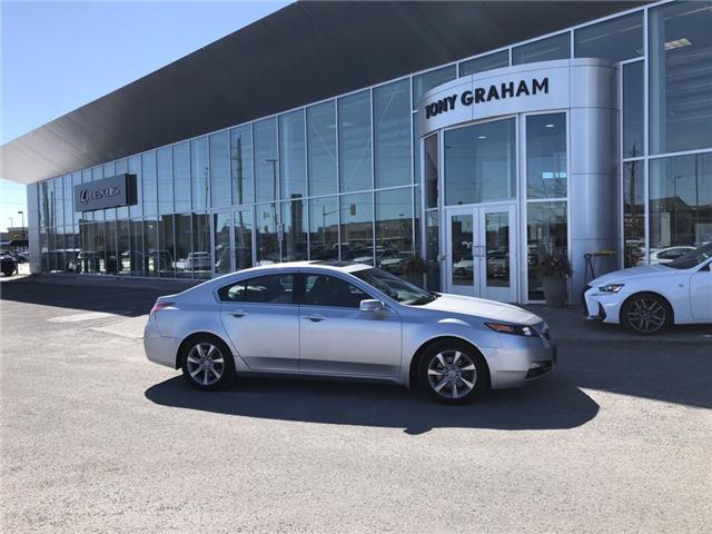 2012 Acura TL Base (Stk: P7737A) in Ottawa - Image 2 of 12