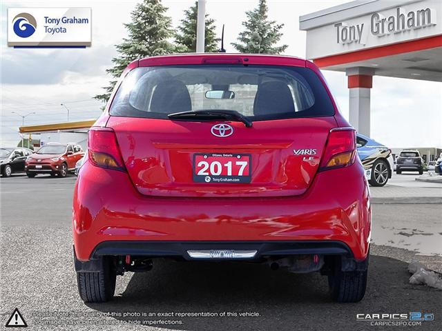 2017 Toyota Yaris LE (Stk: U8902) in Ottawa - Image 4 of 25