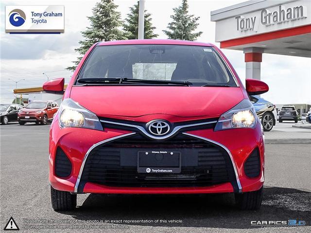 2017 Toyota Yaris LE (Stk: U8902) in Ottawa - Image 8 of 25
