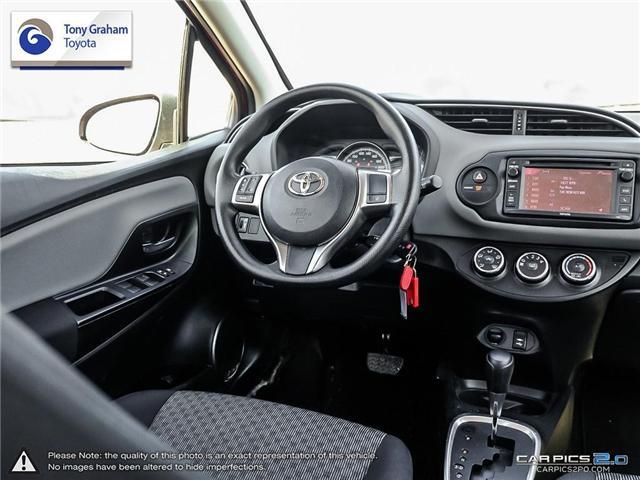 2017 Toyota Yaris LE (Stk: U8902) in Ottawa - Image 9 of 25