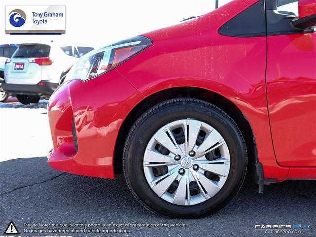 2017 Toyota Yaris LE (Stk: U8902) in Ottawa - Image 18 of 25