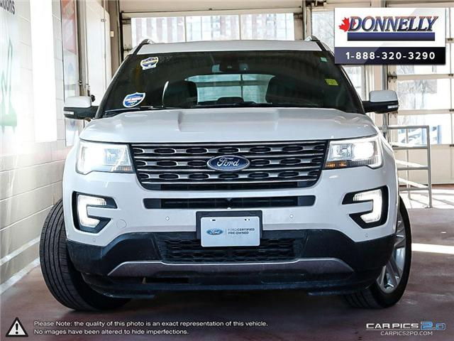 2017 Ford Explorer Limited (Stk: DUR5610) in Ottawa - Image 2 of 28