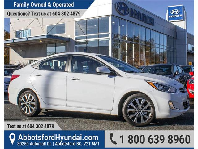 2017 Hyundai Accent SE (Stk: AH8622) in Abbotsford - Image 1 of 26