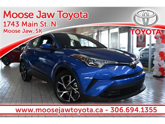 2018 Toyota C-HR XLE (Stk: 189006) in Moose Jaw - Image 1 of 30