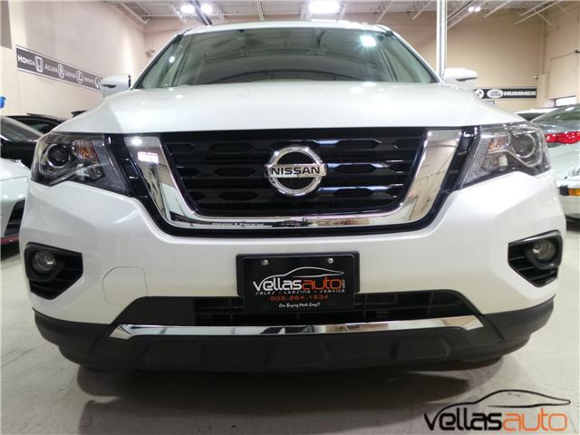 2017 Nissan Pathfinder  (Stk: NP8221) in Vaughan - Image 2 of 25