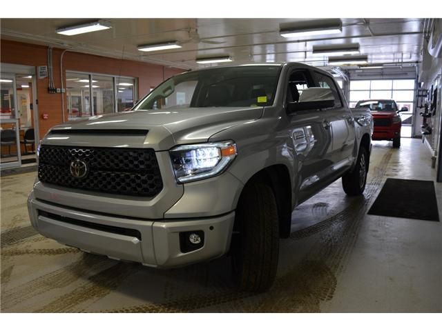 2018 Toyota Tundra Platinum 5.7L V8 (Stk: 189013) in Moose Jaw - Image 2 of 28