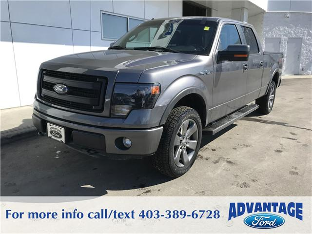 2014 Ford F-150 XL (Stk: J-382A) in Calgary - Image 1 of 10