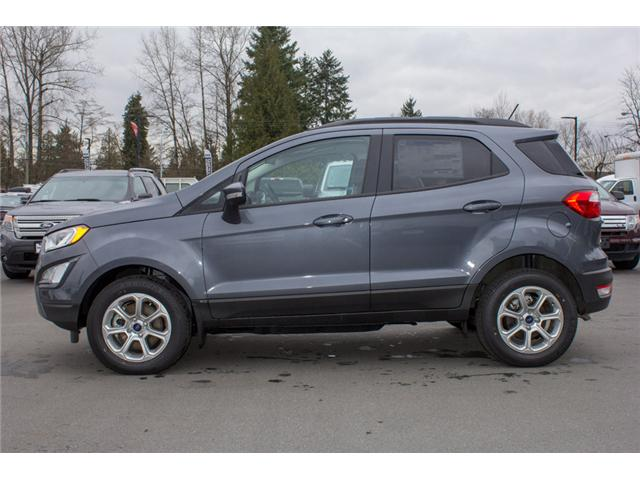2018 Ford EcoSport SE (Stk: 8EC2955) in Surrey - Image 4 of 29