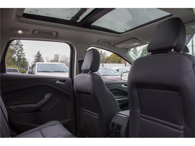 2018 Ford Escape Titanium (Stk: 8ES7443) in Surrey - Image 15 of 30
