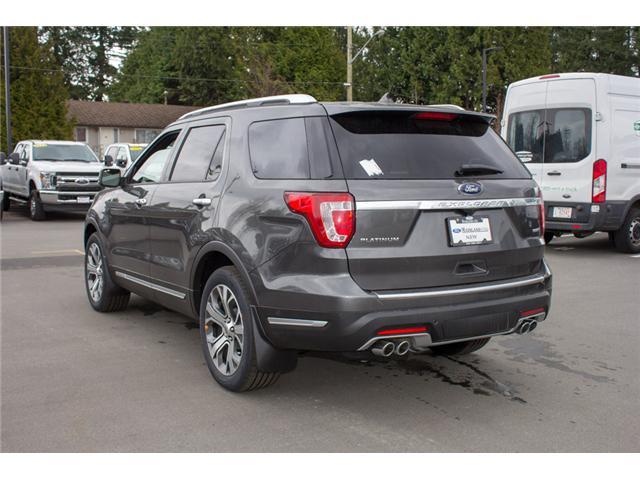2018 Ford Explorer Platinum (Stk: 8EX6352) in Surrey - Image 5 of 30