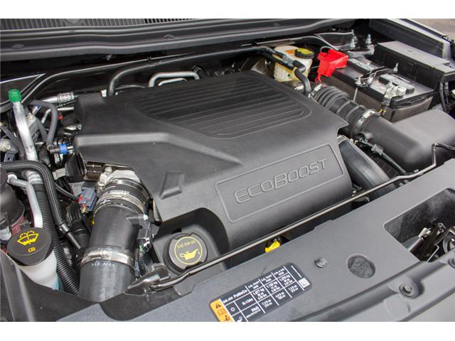 2018 Ford Explorer Platinum (Stk: 8EX6352) in Surrey - Image 10 of 30