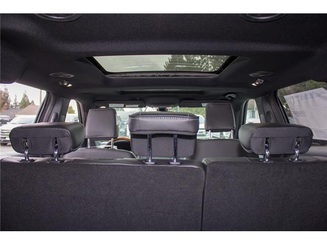 2018 Ford Explorer Platinum (Stk: 8EX6352) in Surrey - Image 12 of 30