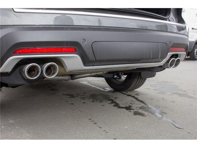 2018 Ford Explorer Platinum (Stk: 8EX6352) in Surrey - Image 13 of 30