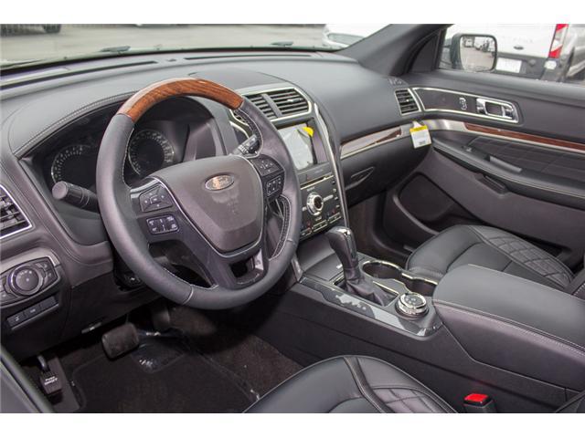 2018 Ford Explorer Platinum (Stk: 8EX6352) in Surrey - Image 15 of 30