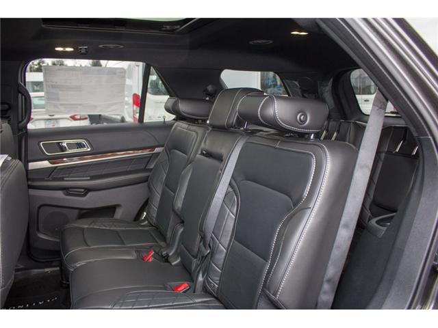 2018 Ford Explorer Platinum (Stk: 8EX6352) in Surrey - Image 16 of 30