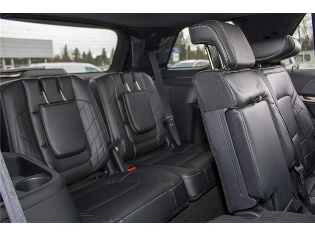2018 Ford Explorer Platinum (Stk: 8EX6352) in Surrey - Image 18 of 30