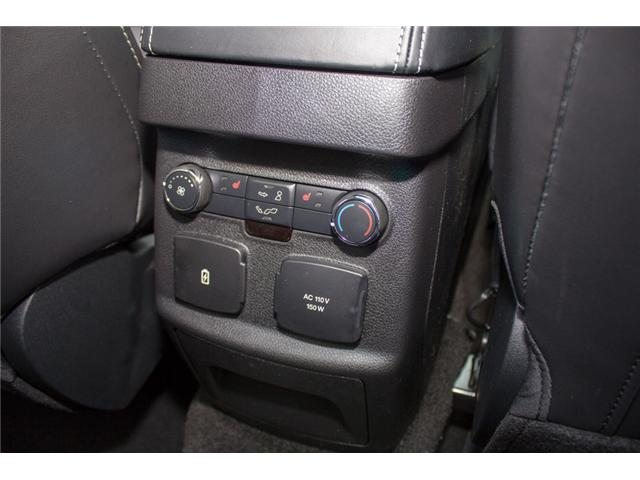 2018 Ford Explorer Platinum (Stk: 8EX6352) in Surrey - Image 19 of 30