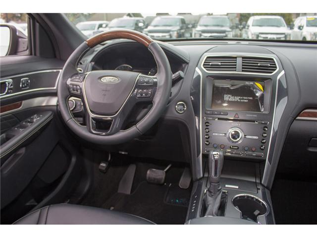 2018 Ford Explorer Platinum (Stk: 8EX6352) in Surrey - Image 21 of 30