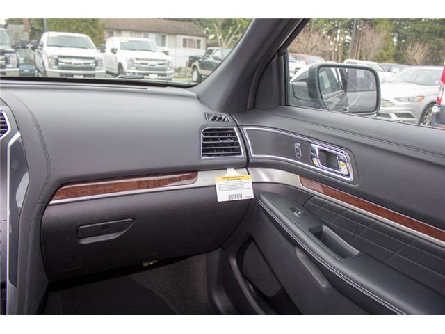 2018 Ford Explorer Platinum (Stk: 8EX6352) in Surrey - Image 22 of 30