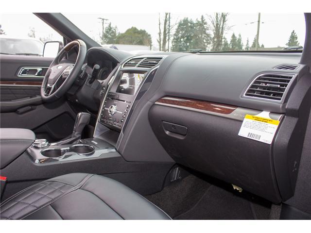 2018 Ford Explorer Platinum (Stk: 8EX6352) in Surrey - Image 23 of 30