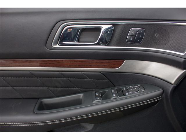 2018 Ford Explorer Platinum (Stk: 8EX6352) in Surrey - Image 26 of 30