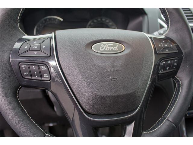2018 Ford Explorer Platinum (Stk: 8EX6352) in Surrey - Image 28 of 30