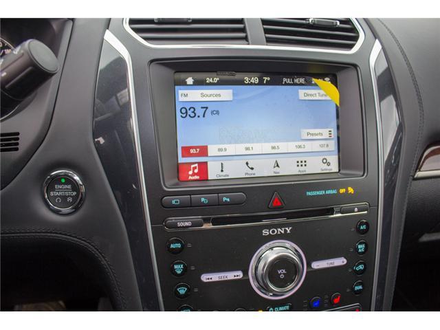 2018 Ford Explorer Platinum (Stk: 8EX6352) in Surrey - Image 30 of 30