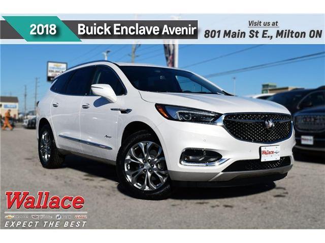 2018 Buick Enclave Avenir (Stk: 213866) in Milton - Image 1 of 12