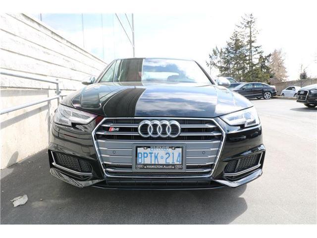 2018 Audi S4 3.0T Progressiv (Stk: 9235) in Hamilton - Image 2 of 13