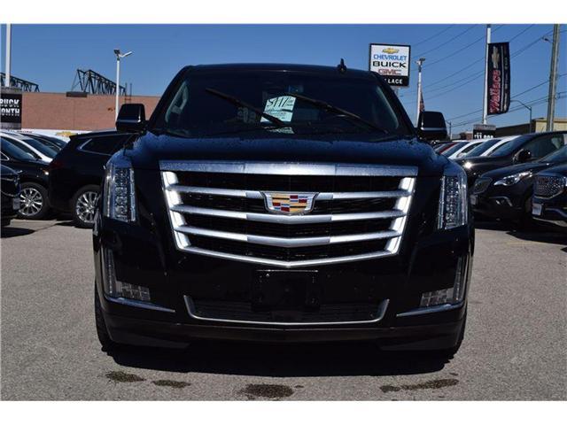 2015 Cadillac Escalade Premium/DVD/SUNRF/22s/TRAILR PKG/HTD&CLD STS (Stk: PR4644) in Milton - Image 2 of 28