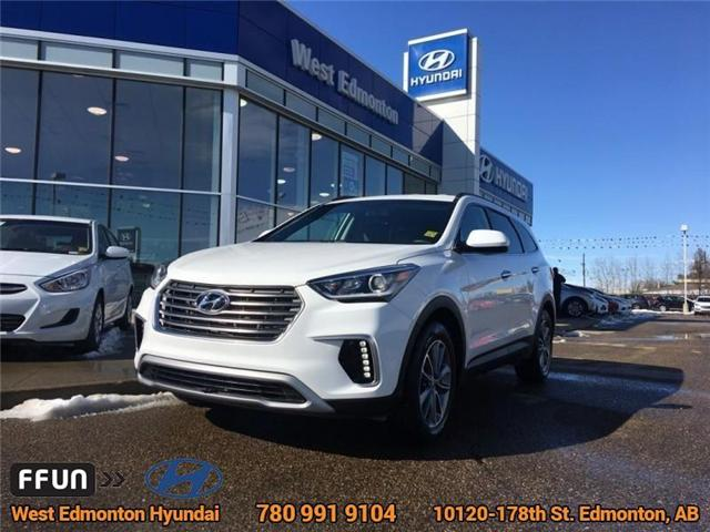 2018 Hyundai Santa Fe XL Base (Stk: E3052) in Edmonton - Image 1 of 19