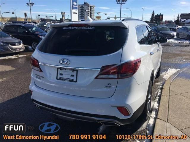 2018 Hyundai Santa Fe XL Base (Stk: E3052) in Edmonton - Image 6 of 19