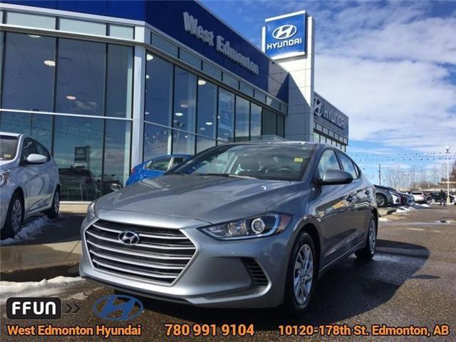 2017 Hyundai Elantra  (Stk: 80279B) in Edmonton - Image 1 of 20