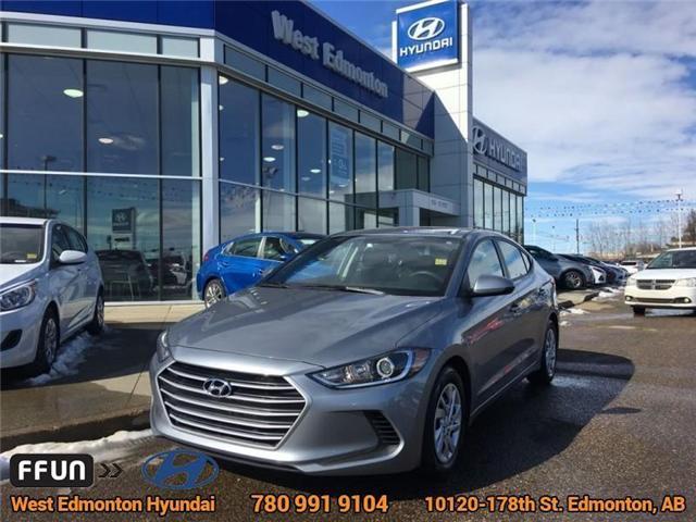 2017 Hyundai Elantra  (Stk: 80279B) in Edmonton - Image 2 of 20
