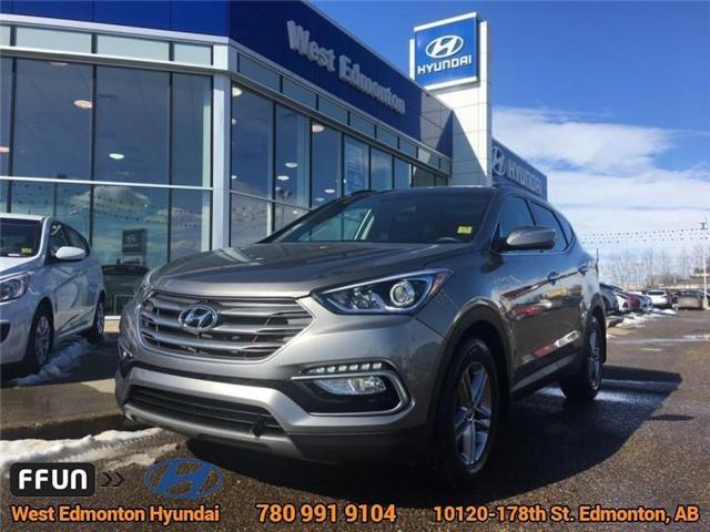 2018 Hyundai Santa Fe Sport  (Stk: E3068) in Edmonton - Image 1 of 20